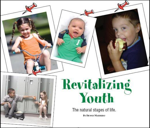 Revitalizing Youth