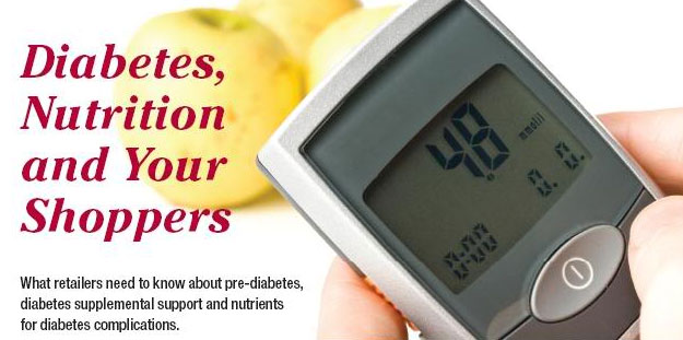 diabetes, nutrition, and your shoppers