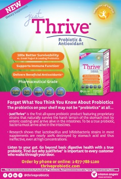 Thrive Probiotic