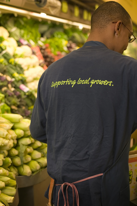 supporting local growers