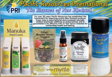 pacific resources