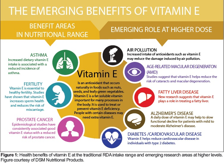 Alzheimers and vitamin e