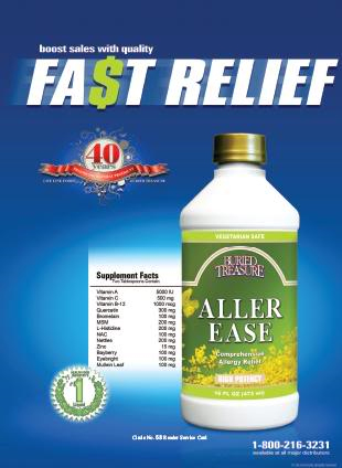 Fast Relief with Aller Ease