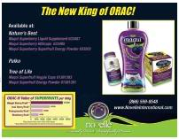 The New King of ORAC!