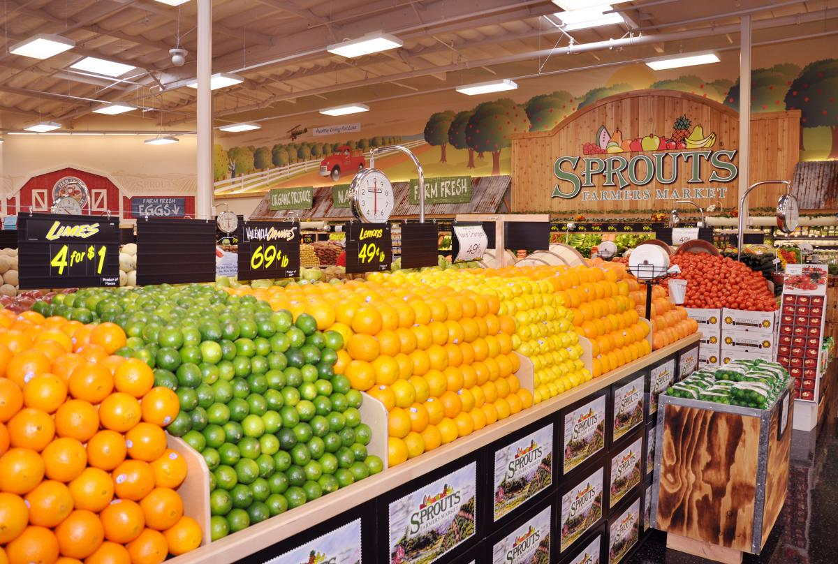 Sprouts Farmers: 1Q Earnings Snapshot