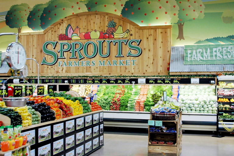 Sprouts Farmers Market Bullish On 2018 Earnings; Stock Tests Key Level
