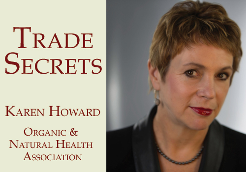 Karen Howard, Organic & Natural Health Association, GMO Labeling Act