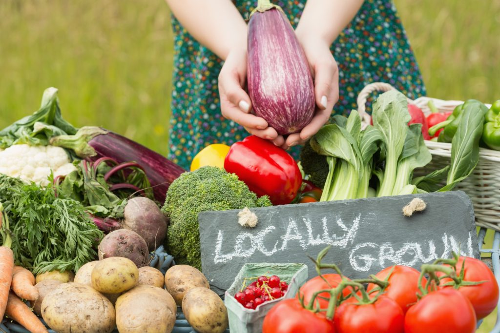 sustainability and organic foods Even as more americans buy foods labeled organic, the products are moving away from a traditional emphasis on local growing and.