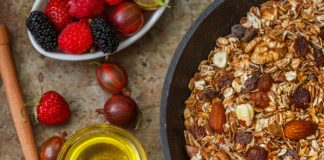 The Happy Cookbook, Crunchy Paleo Granola