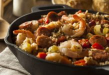 Lundberg Family Farms, Brown Rice Jambalaya