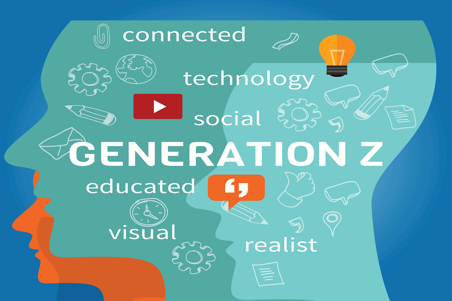 social generation It's no surprise organisations are struggling to retain millennials as most are unaware of what generation y want for life as thought leaders in all things gen y we know exactly what they want from the workplace and.