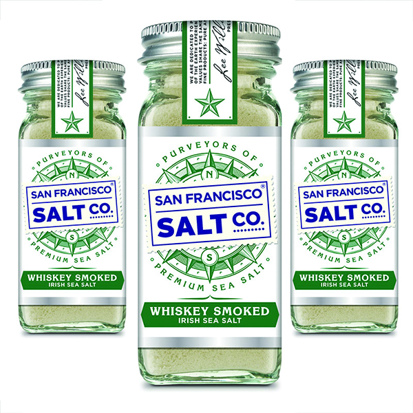 Irish sea salt