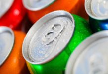 World Health Organization, sugary drinks