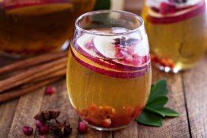 Apple Spice Sangria