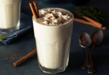 Coffee-Nog Shakes