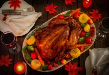 Fig & Rosemary Sticky Glazed Turkey