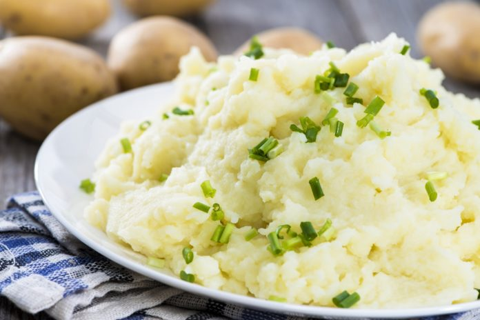 Millet Mashed Potatoes