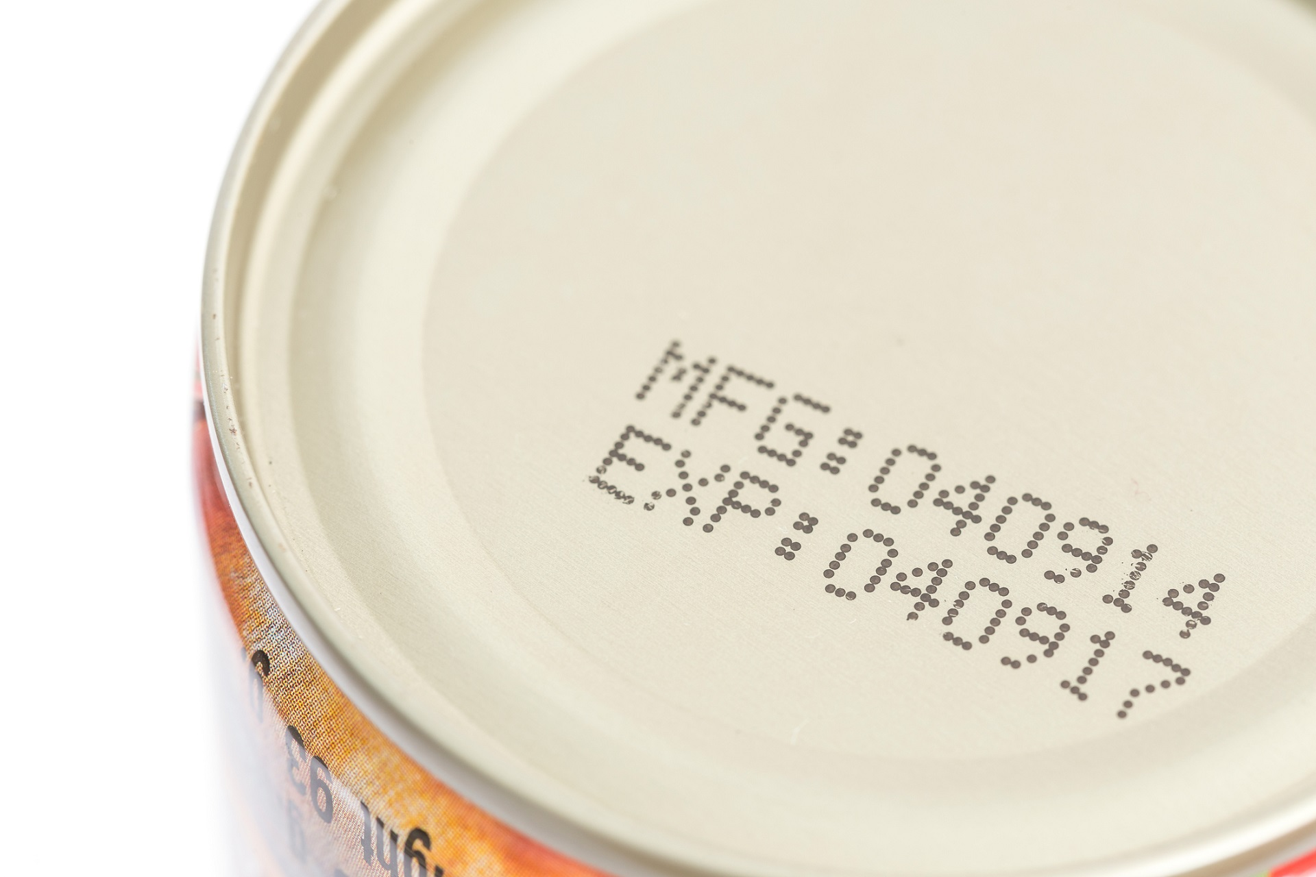 labeling and dating food products