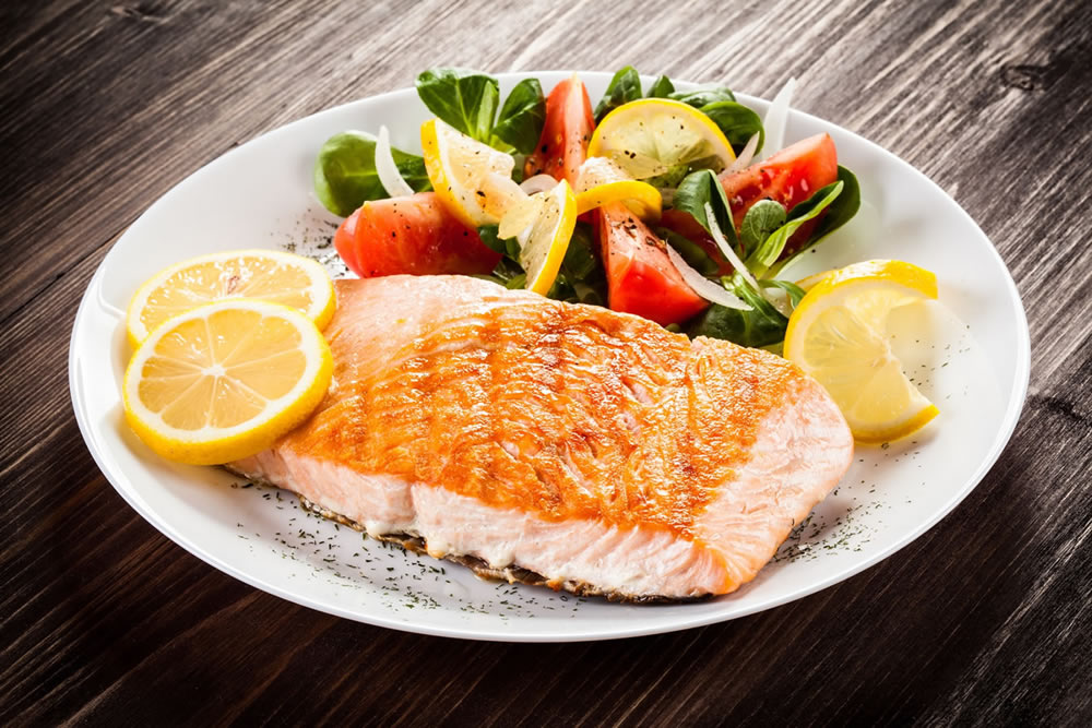 Consuming fish may lower risk of heart attacks for for Fish for diabetics