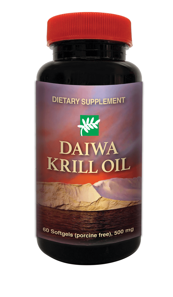 Daiwa health development whole foods magazine for Whole foods fish oil
