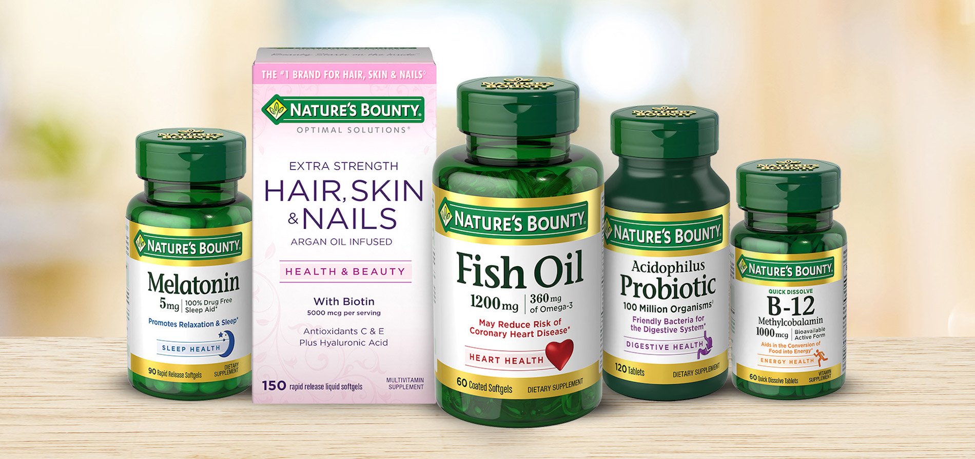 bounty nature brands stake majority kkr vitamin natures buys lou retton mary most health magazine medalist importance campaign tasted healthy