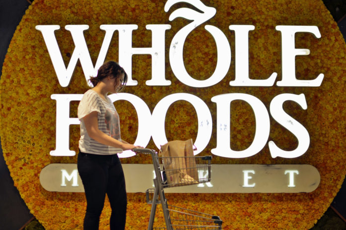 Amazon cuts prices at Whole Foods on Monday