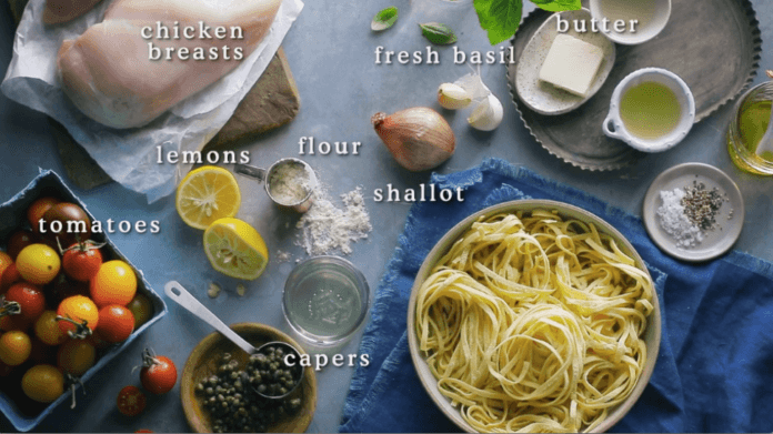 Chicken Piccata video