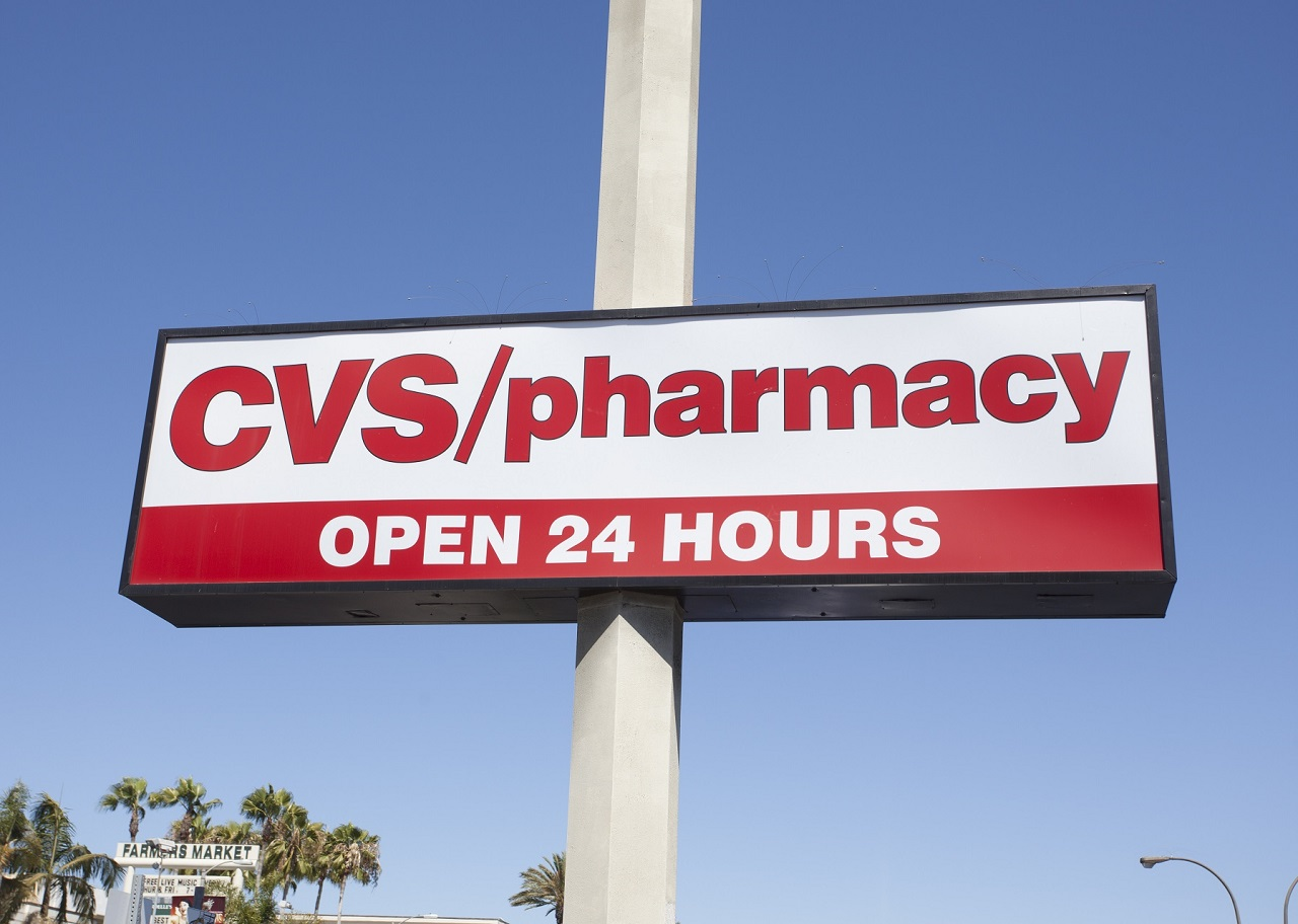 Active Volume Stock: CVS Health Corporation (CVS)