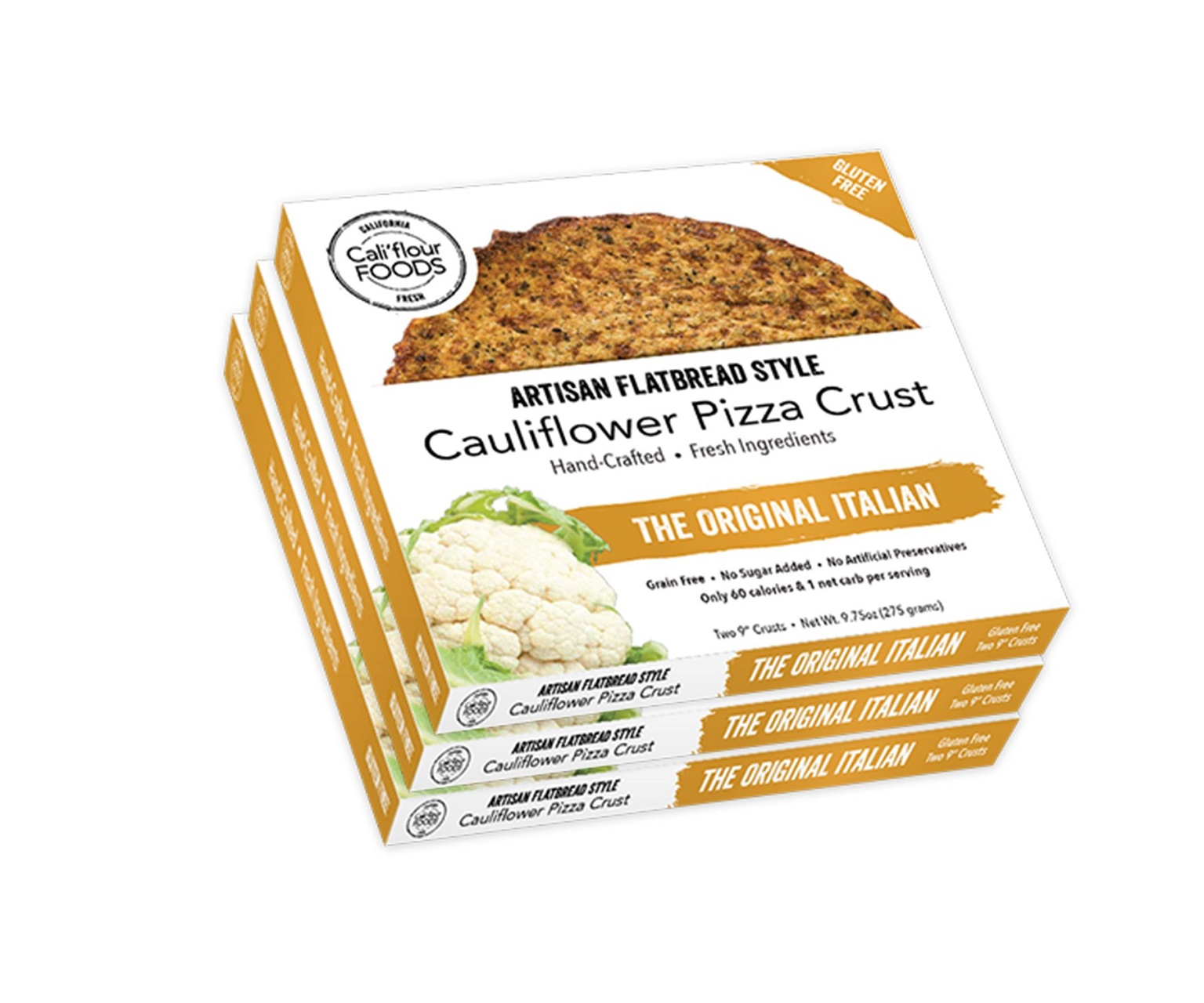 California Pizza Kitchen Nutrition Cauliflower Crust ...
