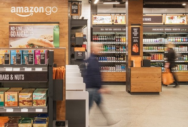 Have cashiers had their day? Amazon seems to think so