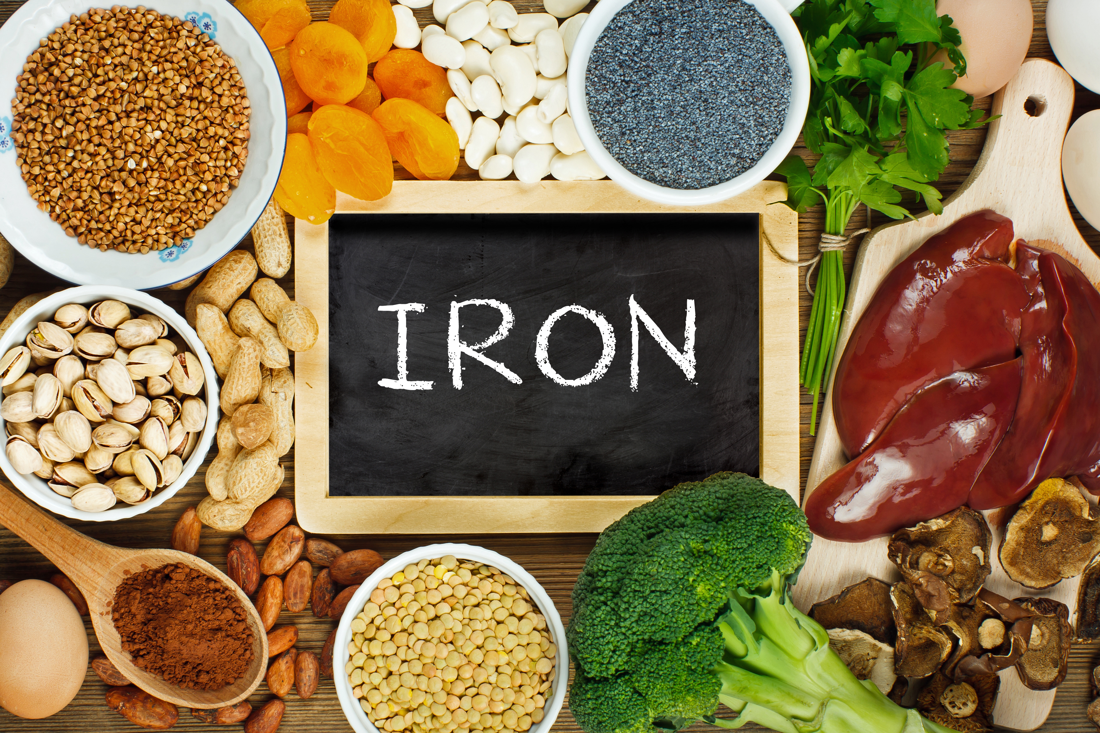 Natural Iron Supplement Whole Foods