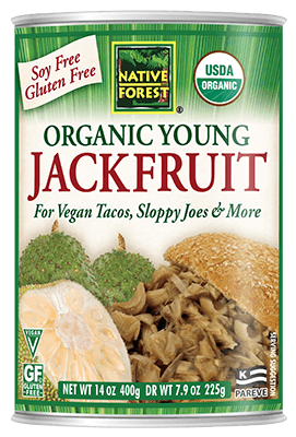how to eat canned jackfruit