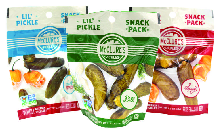 Pickle Snack Packs | Whole Foods Magazine