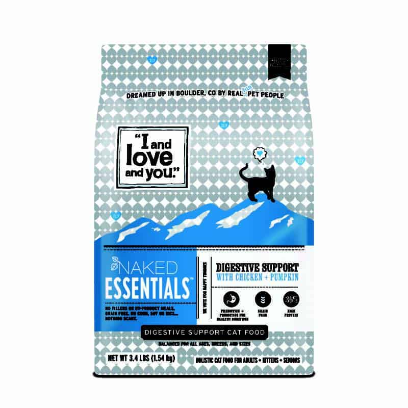 I and love and you Naked Essentials Dry Cat Food, Weight
