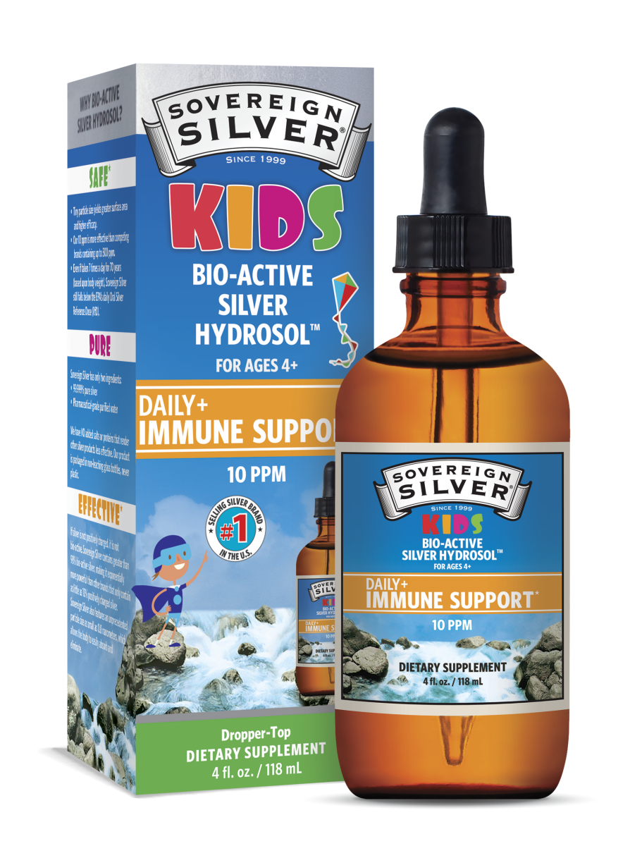 sovereign silver kids product