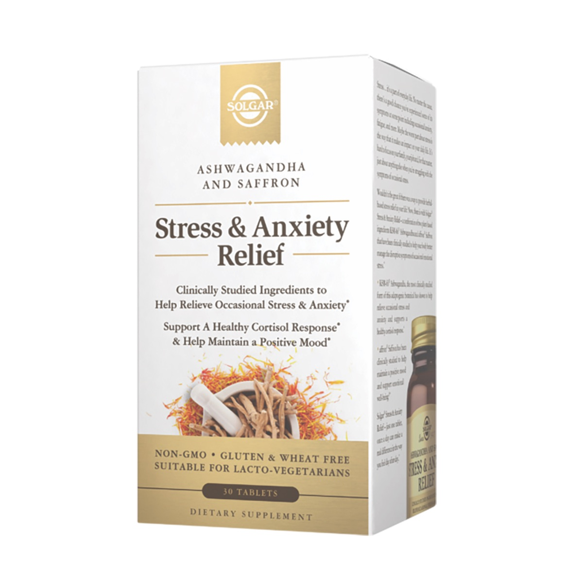 Stress & Anxiety Relief Tablets | WholeFoods Magazine
